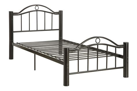 full size metal bed poundex f9010f black full size metal bed steal a sofa furniture outlet los angeles ca