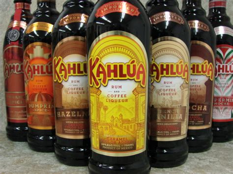 Kahlua Coffee kahlua coffee liqueur flavors 750ml