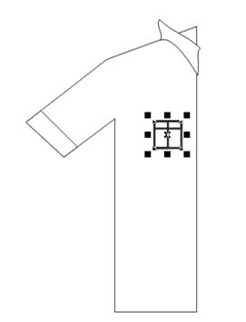 desain kemeja menggunakan corel draw cara desain baju kemeja menggunakan corel draw edytian