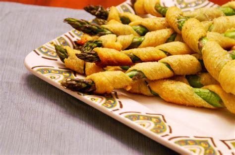 appetizers crescent roll crescent roll asparagus spirals recipe appetizers