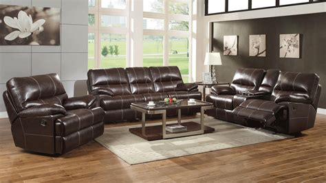 Recliners In Living Room Motion Bonded Leather Sofa Set Co271 Recliners