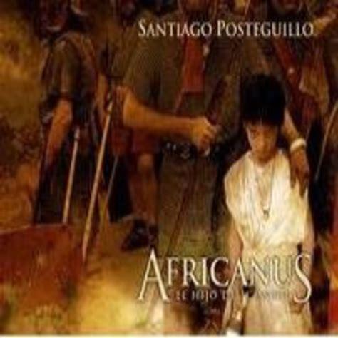 libro africanus el hijo del escucha africanus el hijo del consul ivoox