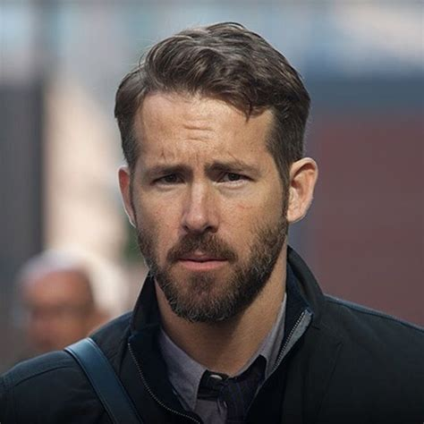 Ryan Reynolds Haircut: How to Style Reynolds Deadpool