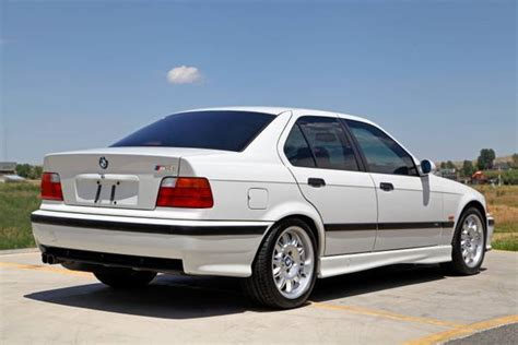 1997 bmw e36 m3 sedan m3 4 5 5 speed manual 79k miles dsii cold wx package