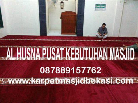 Karpet Gulung Untuk Masjid penjual karpet mushola masjid terpercaya al husna pusat