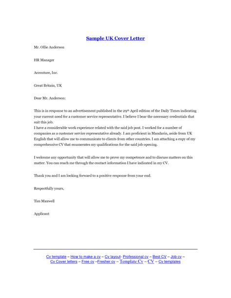 cover letter model sle it job formal format for request
