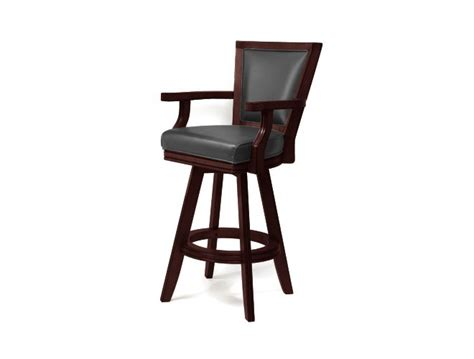 Marston Chair by Spencer Marston Deluxe Pub Chair Billiards