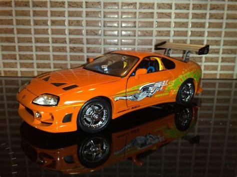 Why Are Toyota Supras So Fast Orange Toyota Spura Supra Fast And Furious Wallpaper