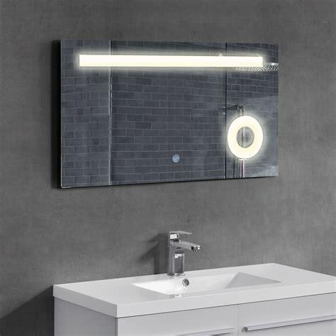 badezimmer vanity wandspiegel neu haus 174 led badezimmerspiegel wandspiegel spiegel