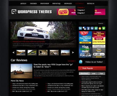 membuat website dengan template wordpress free premium wordpress template digiera free templates