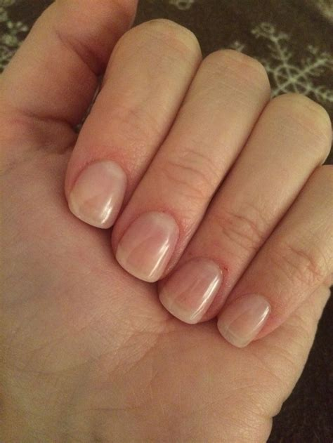 Clear Nail by The 25 Best Clear Gel Nails Ideas On