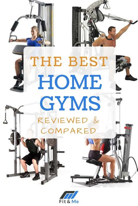 home reviews for 2017 the best home gyms reviewed
