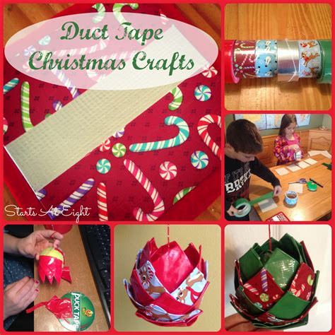 duct tape christmas crafts www pixshark com images