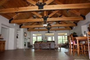 Stair Banister Repair Wood Vaulted Ceiling Ideas For Living Room House
