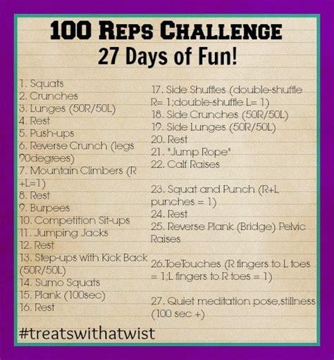 100 day challenge challenge september 2013 challenge january 2014
