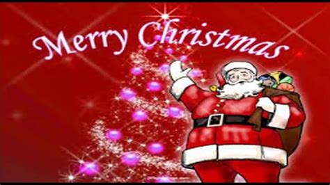 merry christmas happy holidays  card video  wishes whatsapp video message youtube