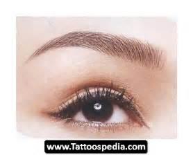 3d eyebrow tattoo tattoospedia
