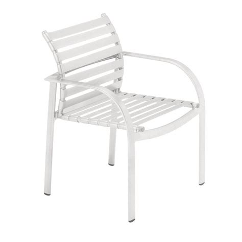 White Patio Chairs by Hton Bay Posada Balcony Height Patio Dining Chair With
