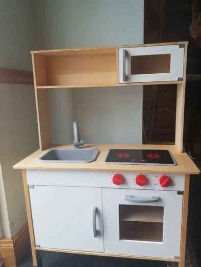 lidl wooden toy kitchen  sale  blanchardstown dublin