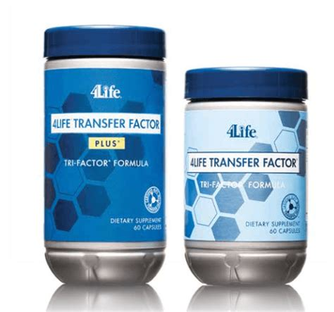 supplement 4life 50 things about 4life transfer factor
