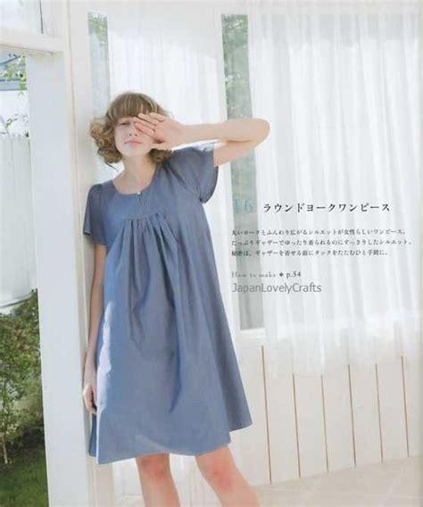 pattern of clothes in english sewing recipe noriko sakaue japanese sewing pattern book