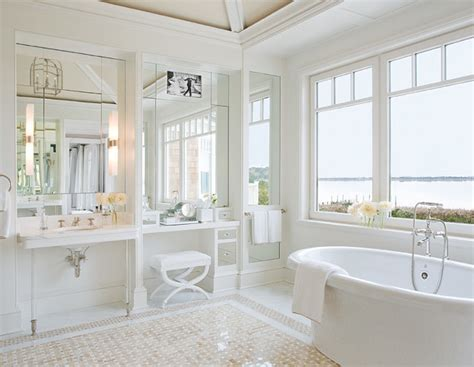 Classic White Bathroom Design And Ideas Interior Design Ideas Home Bunch Interior Design Ideas