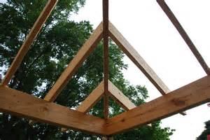 framing a hip roof porch clopton house front porch framing