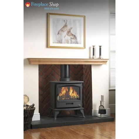 Fireplace Shop Tiger 6kw Multi Fuel Stove