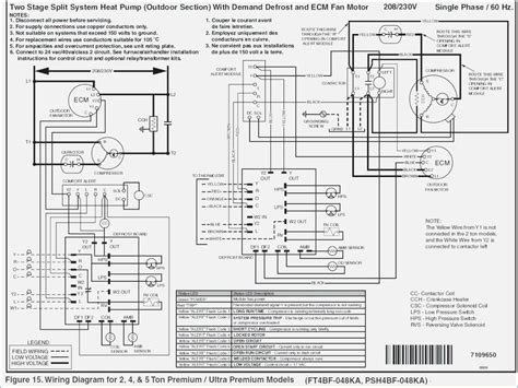 intertherm air conditioner wiring diagram wiring diagram