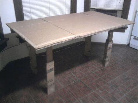 how to build a kitchen table