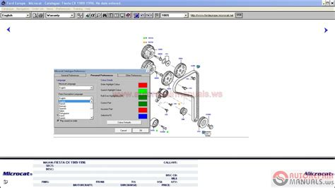microcat ford europe  full instruction auto repair manual forum heavy equipment