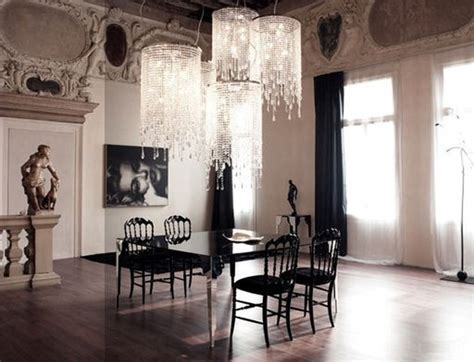 elegant chandeliers dining room jen s design blog fresh fab interior design from