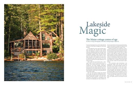 Maine Home Design Magazine Maine Seasons Events Rentals Maine Seasons Events In