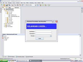 tutorial netbeans jframe tutorial java netbeans mysql cara agar jframe form til