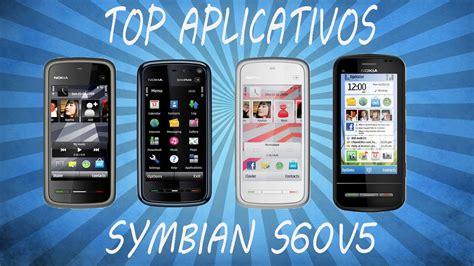 nokia 5233 top 10 themes top 10 melhores aplicativos para symbian s60v5 nokia