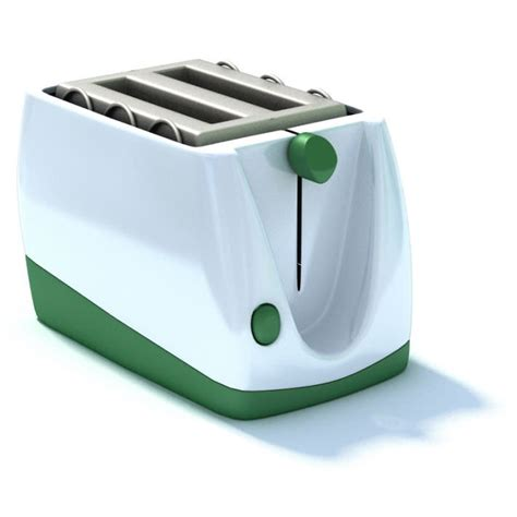 Simple Toaster modern and simple toaster 3d model cgtrader