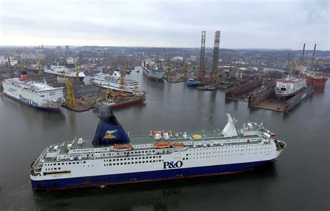 Pride Of ms pride of york relaunched after refurbishment at