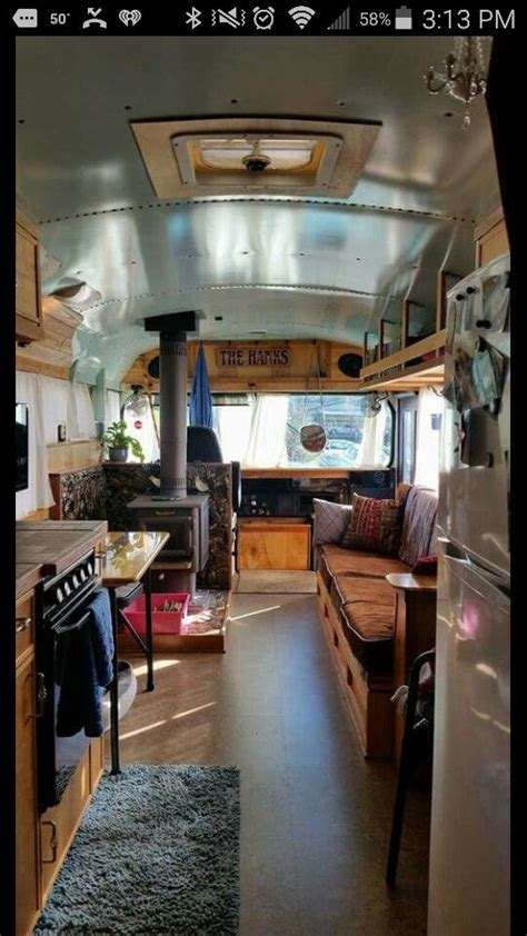 old school bus conversions interior bus conversions 206 best images about bus conversion on pinterest