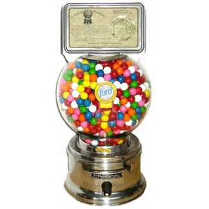 Ford Gumball Machine Antique Ford Gum Machine Direct From The Factory