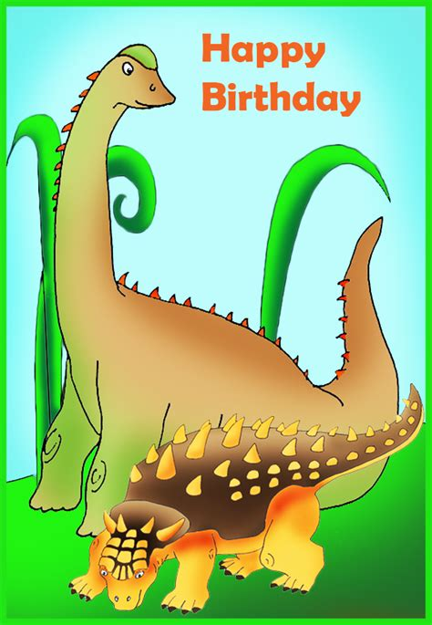 Dinosaur Birthday Cards Dinosaur Birthday Quotes Quotesgram