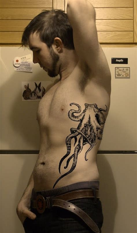 laxmanadiraja octopus tattoo designs