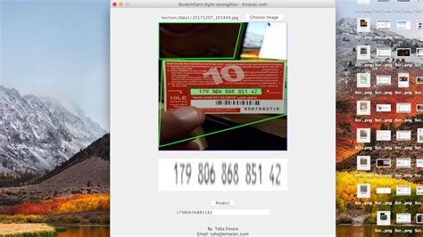 mobile scratch cards mobile scratch card digits recognition