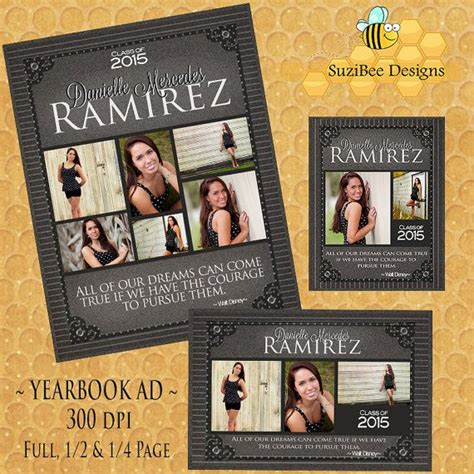 17 Best Images About Senior Ads On Pinterest High School Yearbook Flyer Template