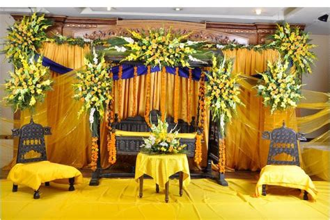 Stage Decoration For Mehndi by Mehndi Ceremony Stage Decoration 2 Jpg