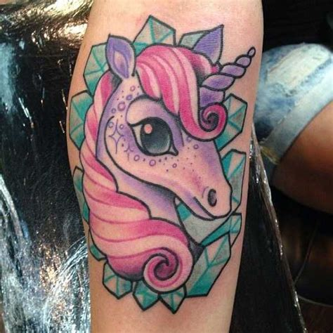 angel tattoo in middlesbrough unicorn tattoo unicorns and little poney tattoos ideas