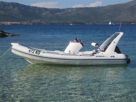 speed boat maestral 560 island korcula charter croatia - Speed Boat Croatia