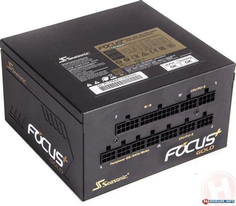 Seasonic Focus Plus Gold Fx 850 80 Gold Modular 10 Year Warranty seasonic focus plus gold 850w foto s