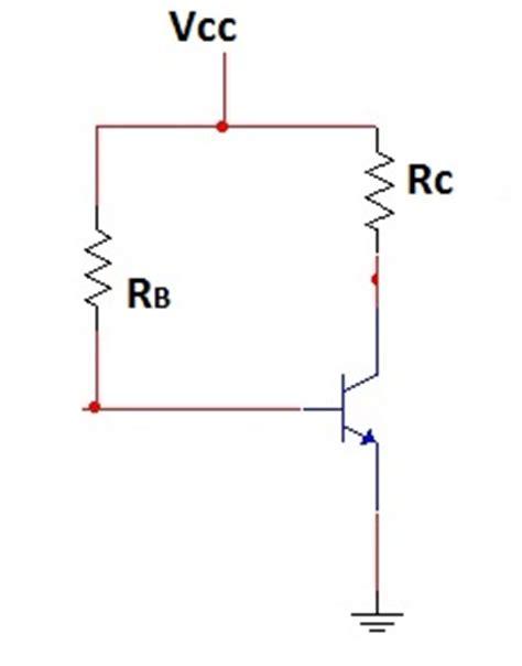 transistor bjt polarizacion fija an 225 lisis de peque 241 a se 241 al de un transistor bjt pablo arcudia