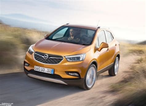 opel mokka x 2017 picture 8 reviews news specs buy car