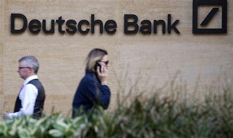 deutsche bank american express deutsche bank pulls investment banking programmes after
